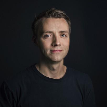 Picture of Sveinbjörn J. Tryggvasson